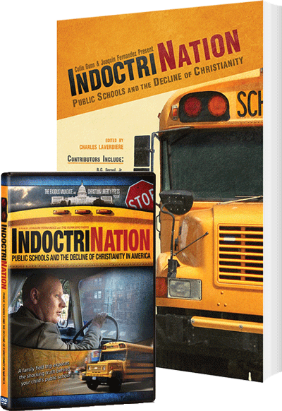 Indoctrination movie and book