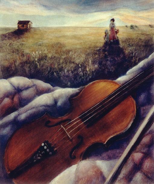 Pa's Violin