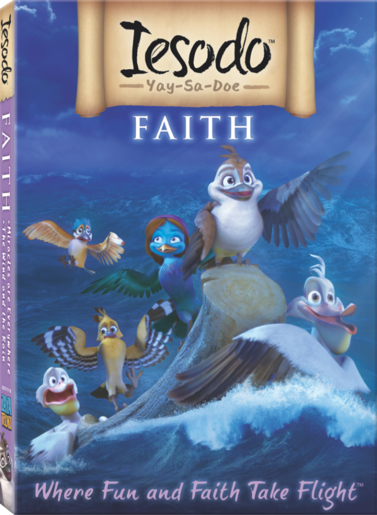 Iesodo: Faith cover