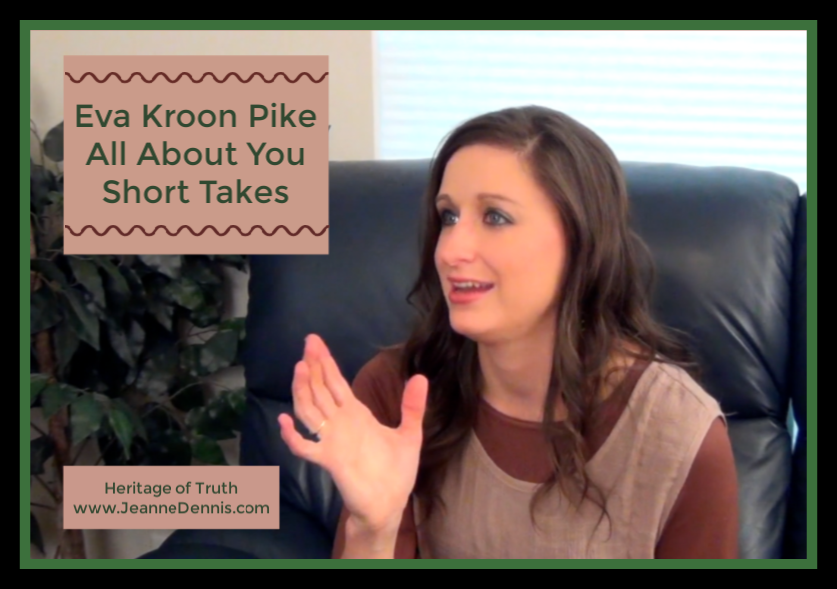 Eva Kroon Pike All About You Short Takes