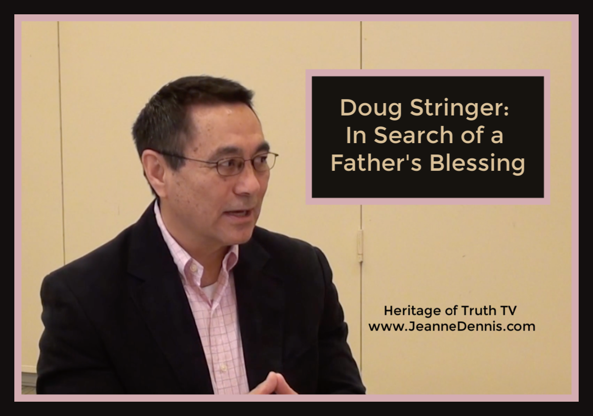 Doug Stringer: In Search of a Father's Blessing