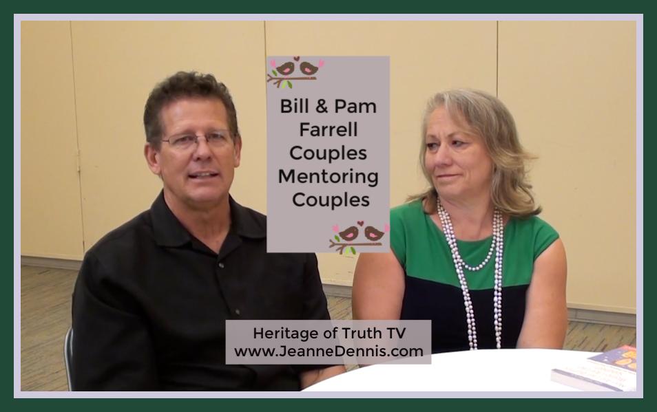 Bill & Pam Farrell - Couples Mentoring Couples