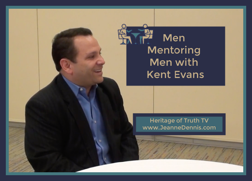 Men Mentoring Men with Kent Evans