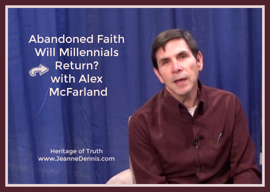 Abandoned Faith Will Millennials Return? with Alex McFarland