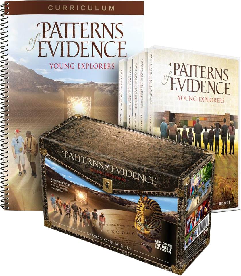 Patterns of Evidence Young Explorers