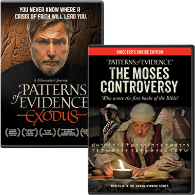 Patterns of Evidence Exodus and The Moses Controversy