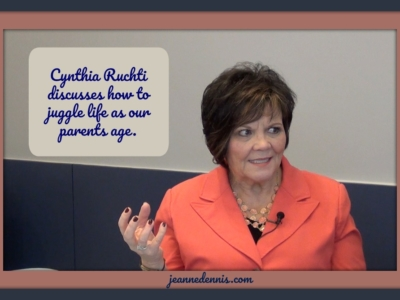 Cynthia Ruchti As Parents Age