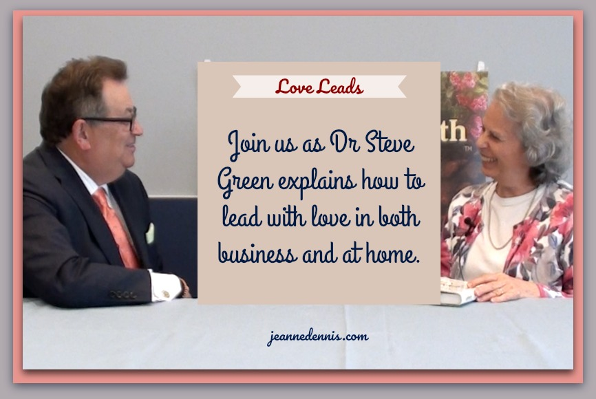 Dr. Steve Green Love Leads