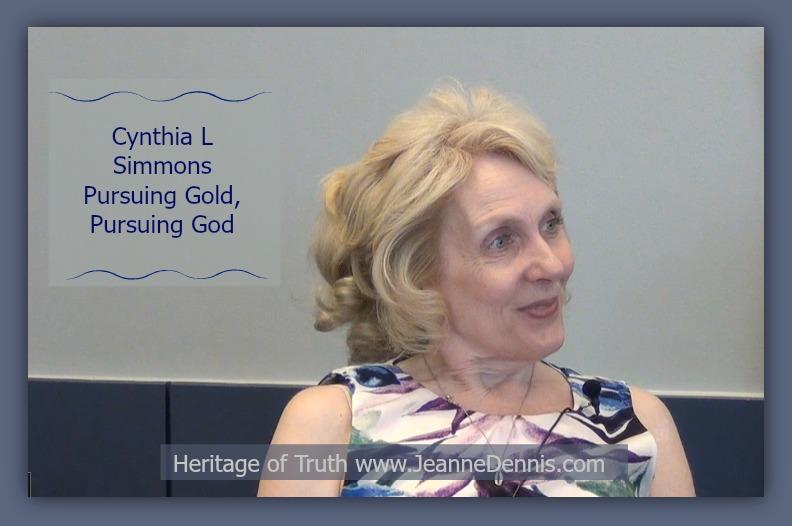 Cynthia L Simmons