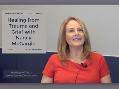 Healing from Trauma and Grief with Nancy McGargle