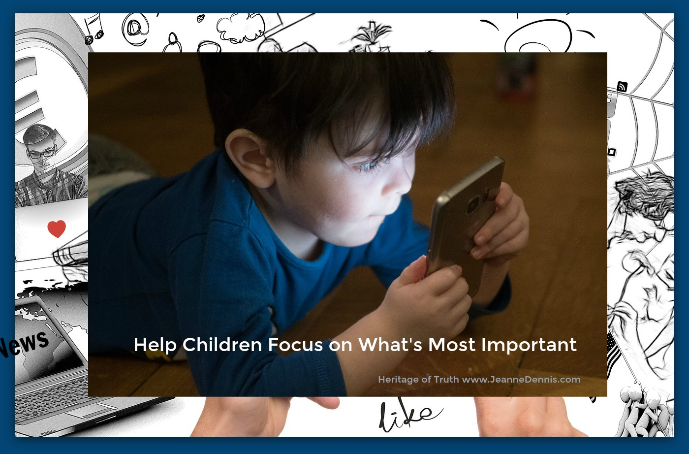 Help Children Focus on What's Most Important