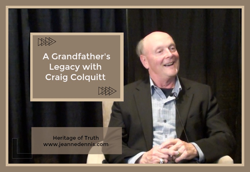 A Grandfather's Legacy with Former NFL Player Craig Colquitt