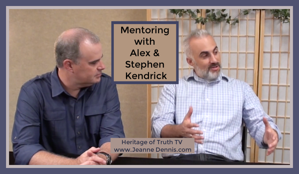 Mentoring with Alex and Stephen Kendrick