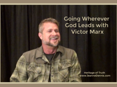 Going wherever God Leads with Victor Marx