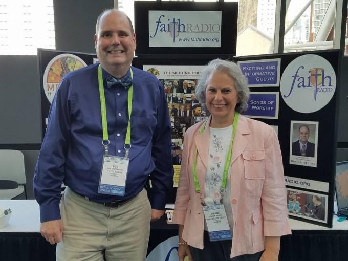 Bob Crittenden with Jeanne Dennis