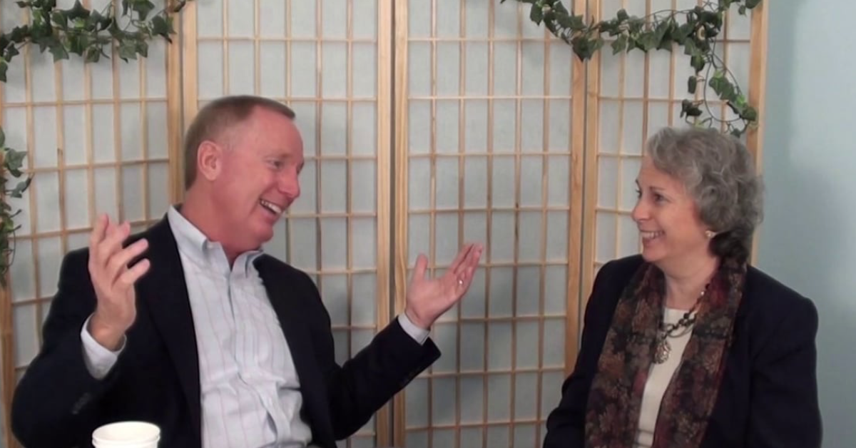 Max Lucado and Jeanne Dennis on Heritage of Truth