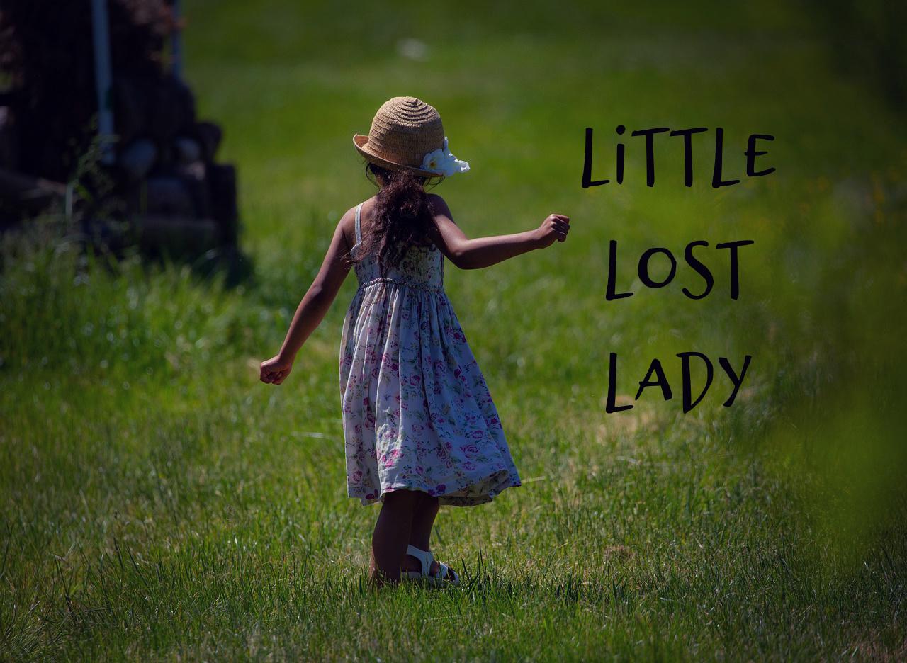 Little Lost Lady by Muriel Larson
