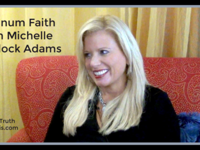 Platinum Faith with Michelle Medlock Adams, Heritage of Truth, JeanneDennis.com