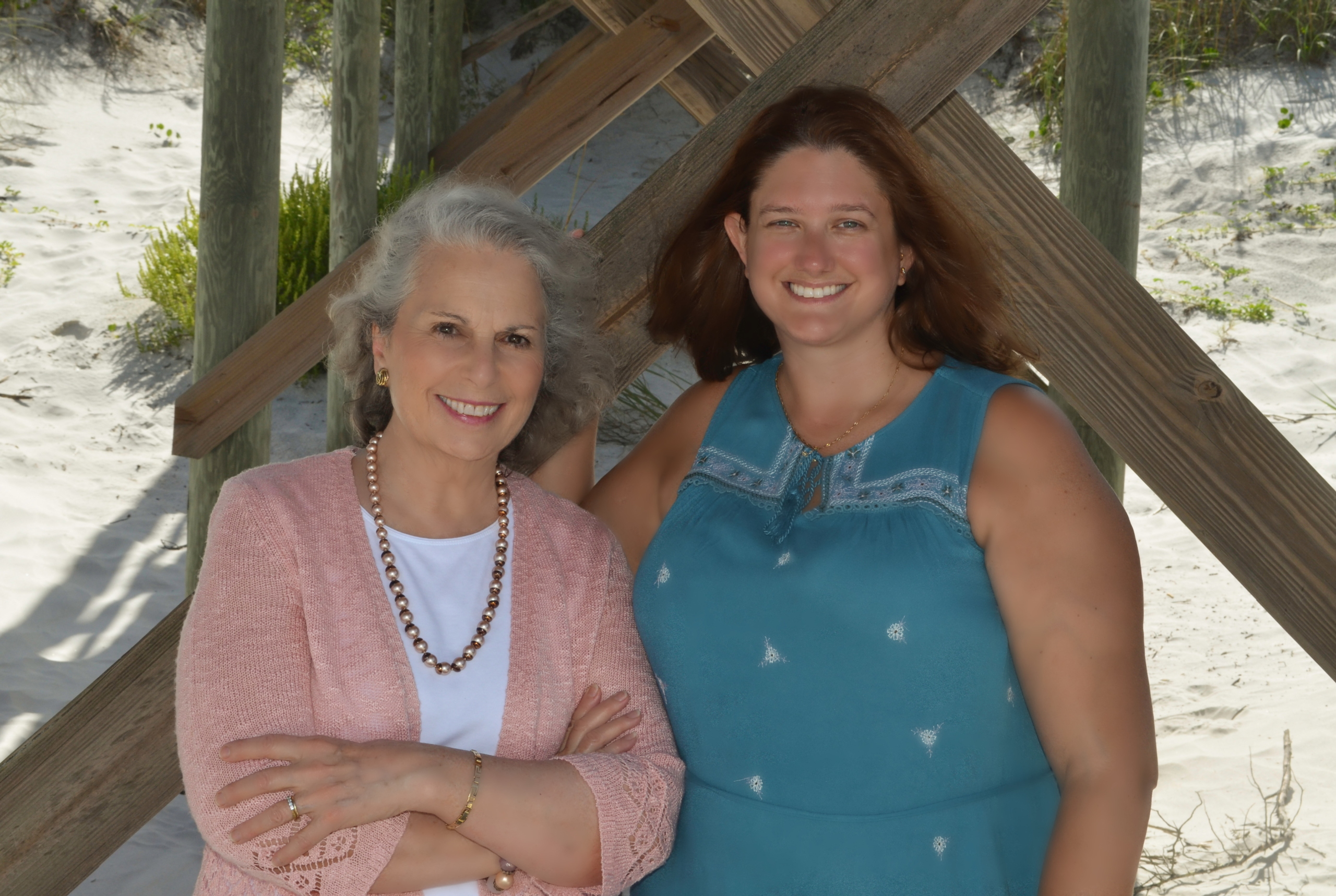 Jeanne Dennis and Neena Jones Heritage of Truth